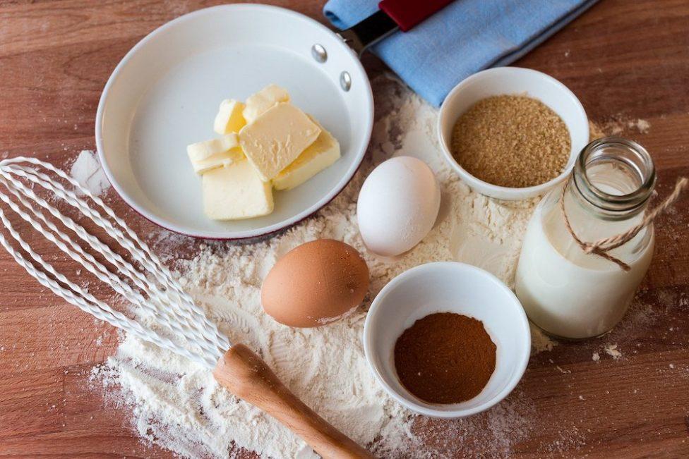 Weihenstephan Butter Backen food-3048440_1920