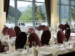 Hotel Schloss Lebenberg Kitzbuehel Austria Trend - Restaurant 1
