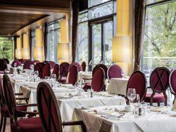 Hotel Schloss Lebenberg Kitzbuehel Austria Trend - Restaurant 2