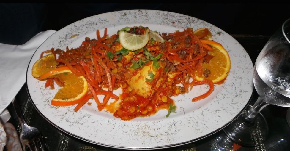 Bamyan Narges afghanisches Restaurant