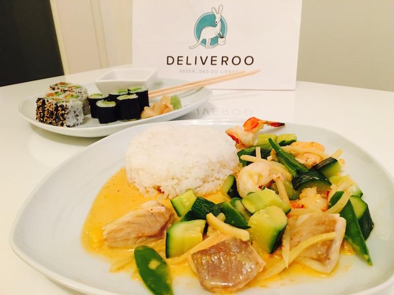 Tenno - Japaner - Deliveroo - Lieferdienstcheck
