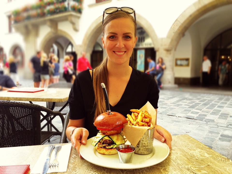 Biancas Blog Burger Hard Rock Cafe Munich