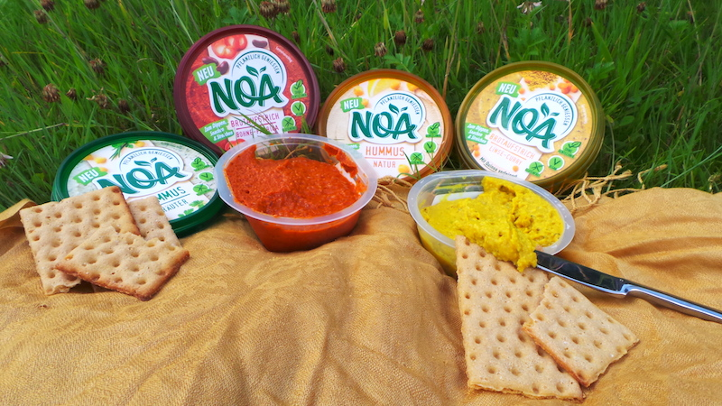 NOA Brotaufstrich Produkttest 5