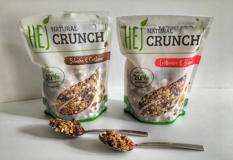 HEJ Natural Crunch Muesli 1