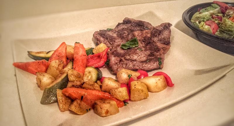 foodora im Test Cucina e Cultura Steak