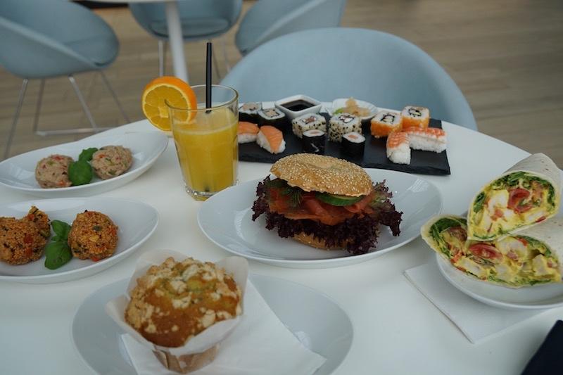 Bubbles seafood & winebar
