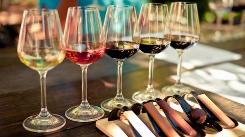 Wein und Schokolade kombinieren 1