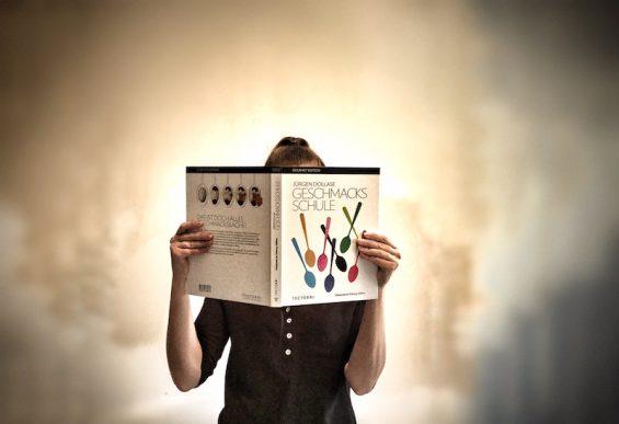 Geschmacksschule Buch Buchvorstellung Titelbild