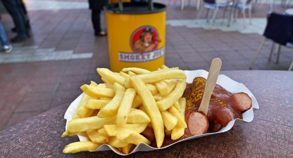 Smokey Joe´s Currywurst Flughafen München