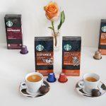 Espressokapseln bei Starbucks in vier leckeren Sorten