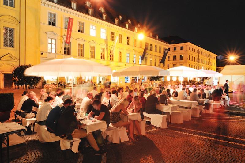 6. Bayerisches Genussfestival am Odeonsplatz 4