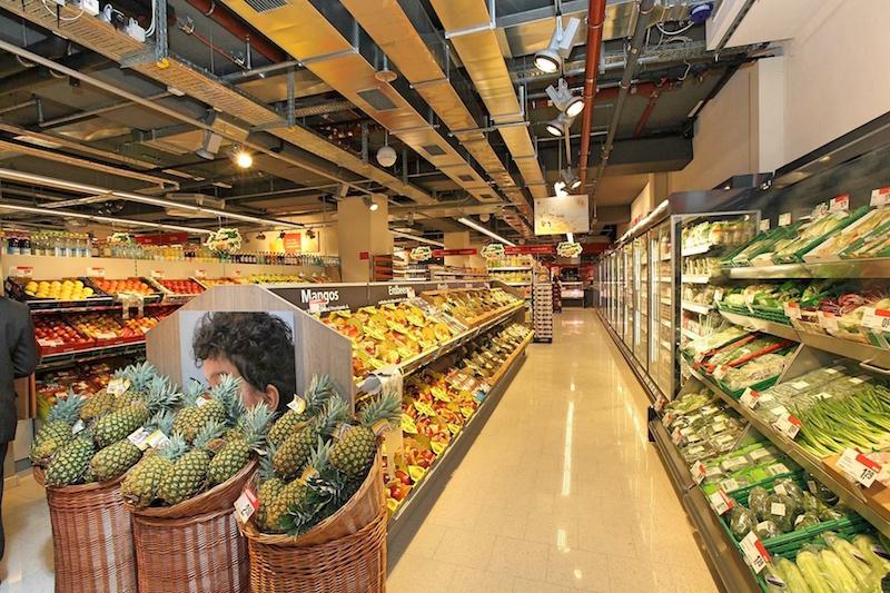Rewe City am Hauptbahnhof Supermarkt im Test Markt