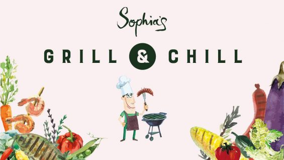 Grill & Chill BBQ im Sophias