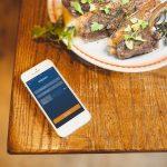 """Zum Restaurantbesuch mit der """"Omio App"""""""