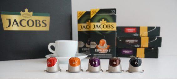 Espresso Kapseln von Jacobs