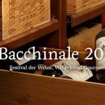 BACCHINALE Hotel Burg Wernberg – beste Weine, Winzer und Gourmet-Gerichte