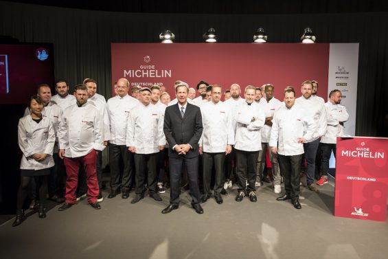 Guide Michelin Deutschland 2018 2