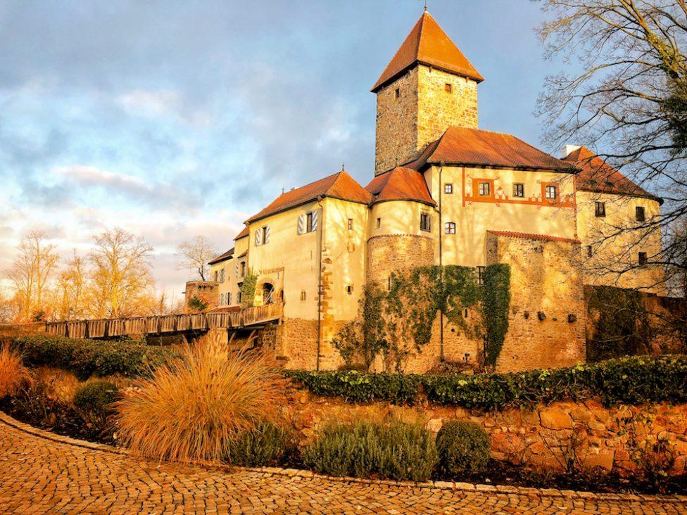 Hotel Burg Wernberg Oberpfalz 1