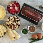 Regionale Lebensmittel und Spezialitäten