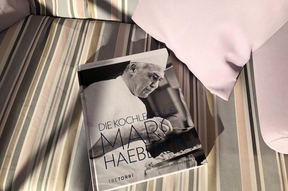 Die Kochlegende Marc Haeberlin Buchvorstellung 2