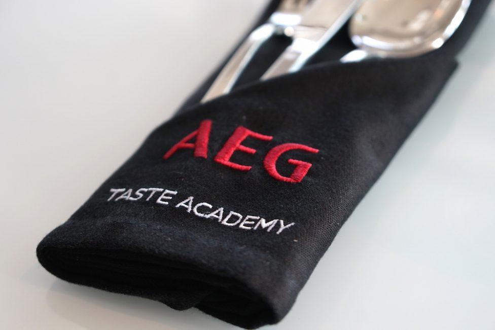 AEG Taste Academy 2018 Ludwig Maurer