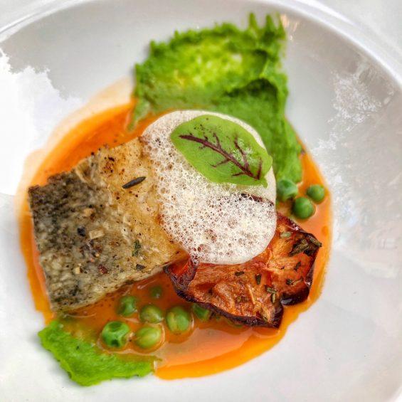 Savoy Schwabing Neueroeffnung Fisch