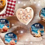 Weihenstephan: die neuen Rahmjoghurt-Wintersorten
