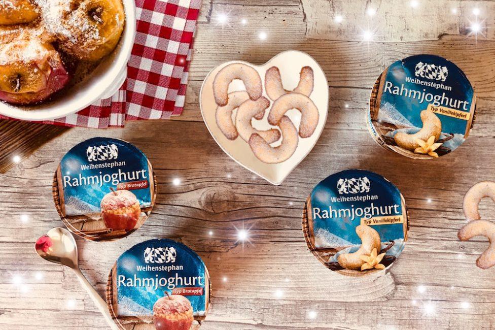 Rahmjoghurt-Wintersorten