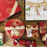NEUHAUS Weihnachtssortiment 2018 – beste belgische Pralinen zur Festzeit