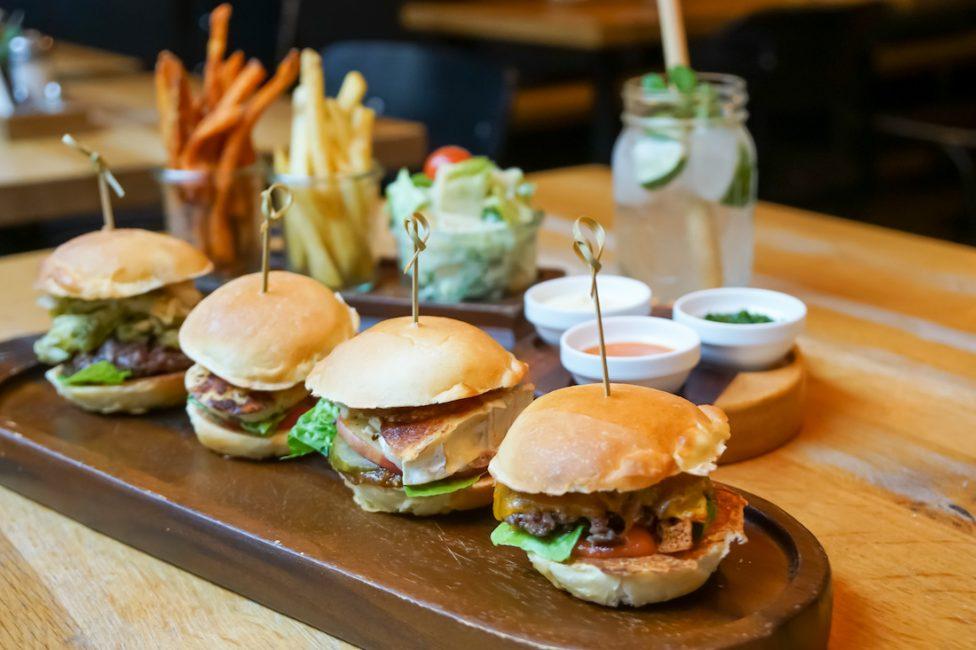 Der kleine Flo Burgerladen Miniburger80