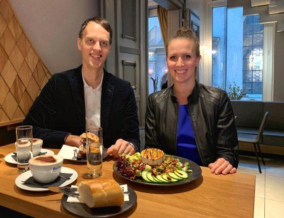 Interview mit Herrn Müller von Rischart
