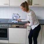 Endlich! Der 3D-Schokoladendrucker für zu Hause: mycusini