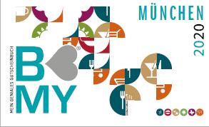 B-My Muenchen 2020 Gutscheinbuch