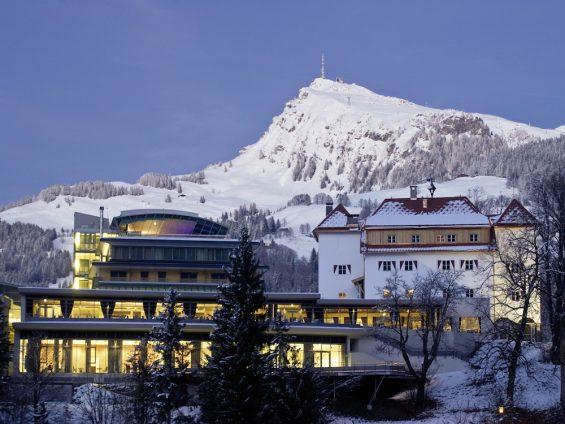 Hotel Schloss Lebenberg Kitzbuehel Austria Trend - Außen