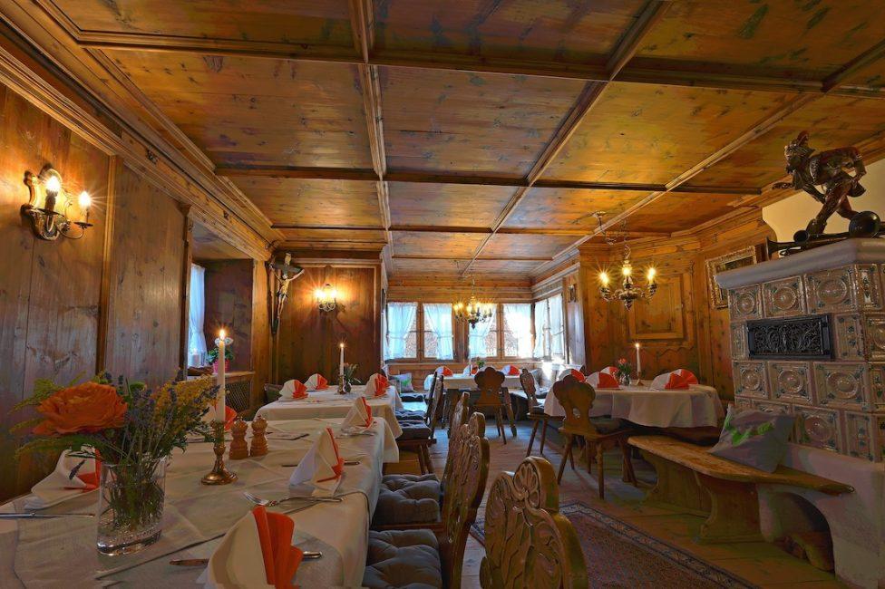 Waldgasthof Buchenhain Geschichten-Dinner