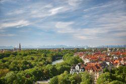 Hilton Munich Park Hotel _King Executive Room Park View Kopie