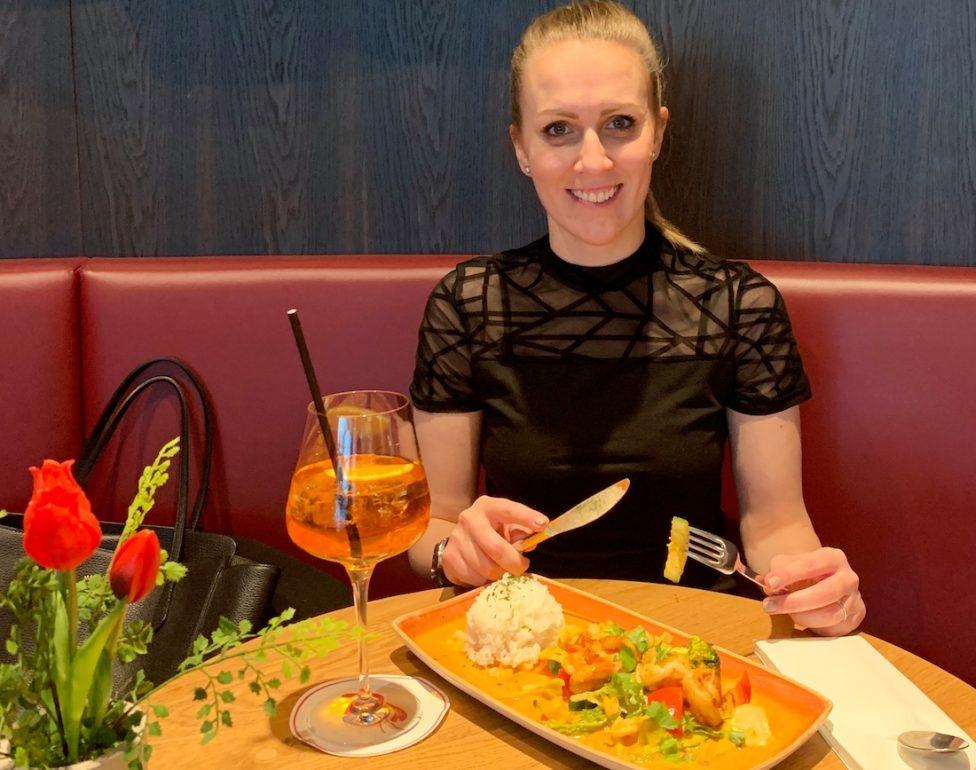 Bestes Thai Curry im Seafood Sylt