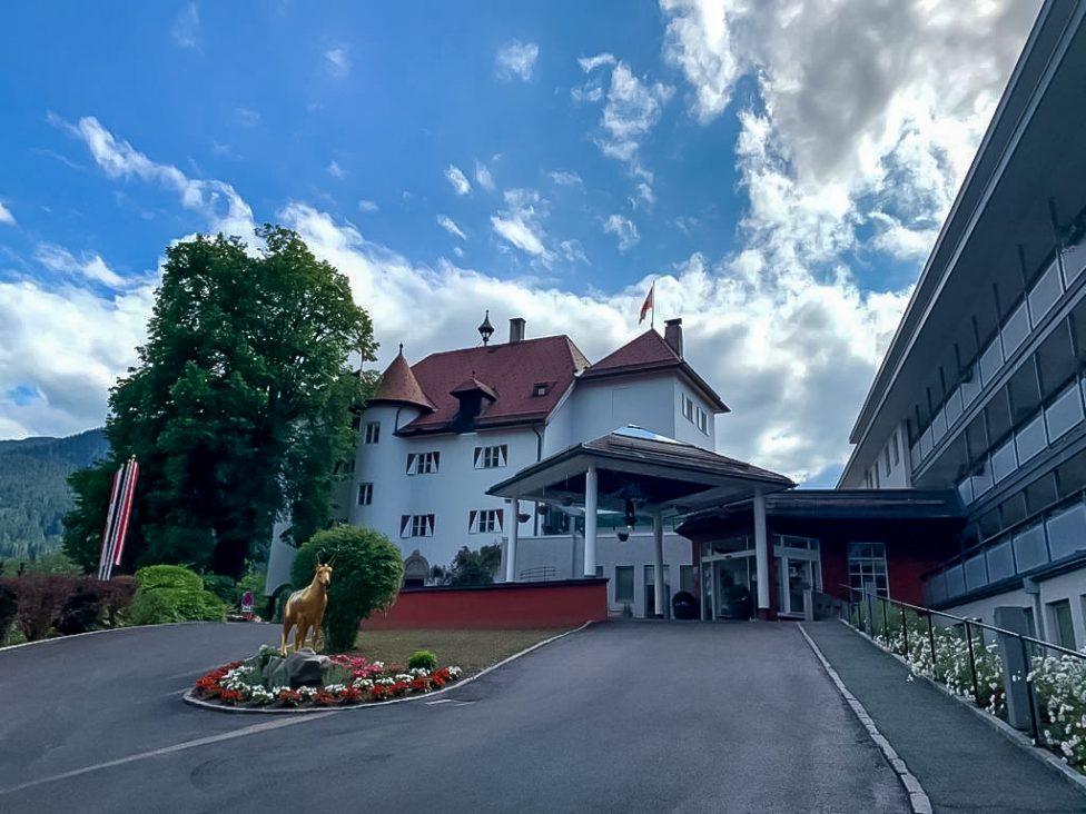 Wieder da Hotel Schloss Lebenberg in Kitzbuehel 14