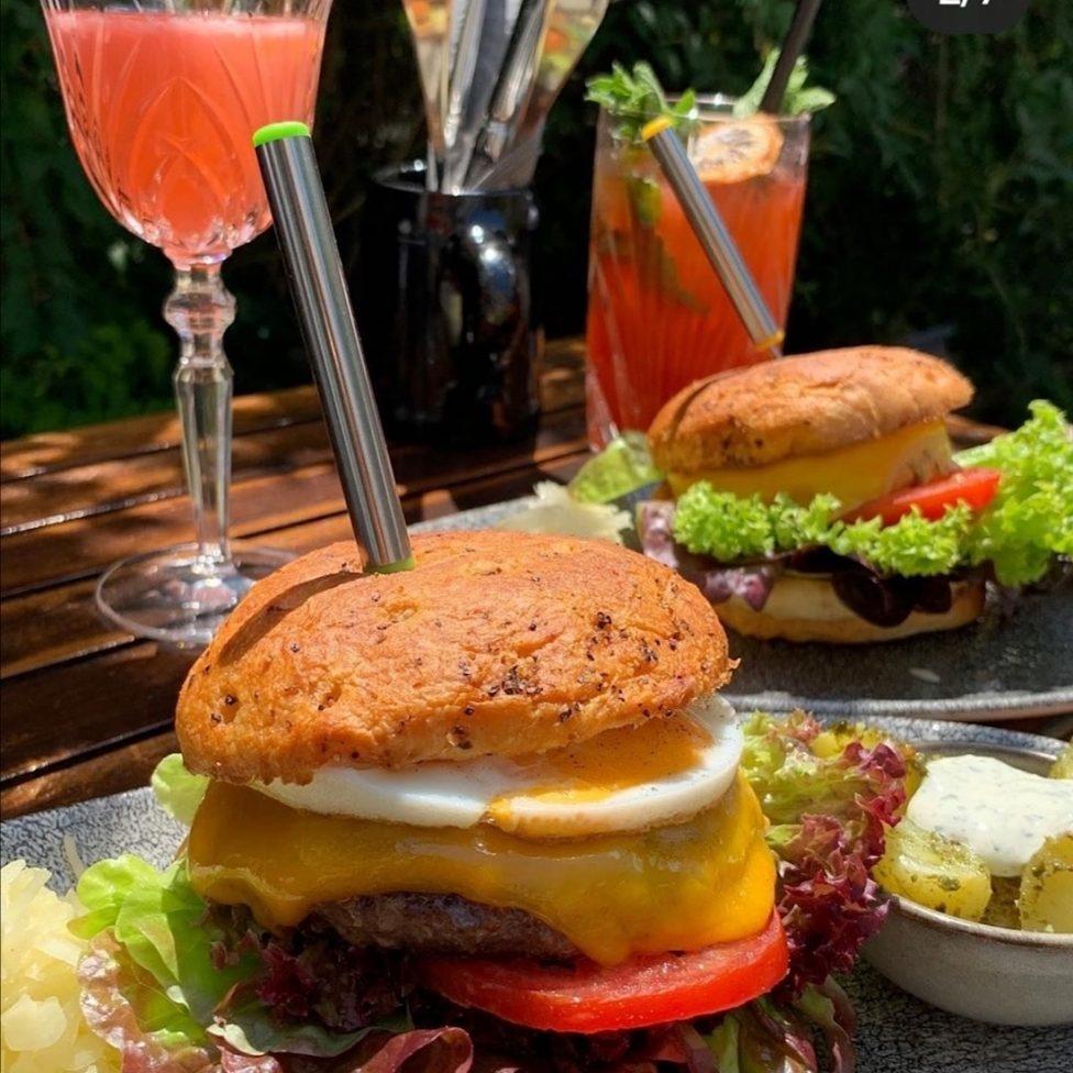 CA-BA-LU Bar-Restaurant - Burger-Bar im Lehel 1