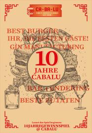 CA-BA-LU Bar-Restaurant - Burger-Bar im Lehel 11