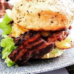 CA-BA-LU Bar-Restaurant - Burger-Bar im Lehel 4