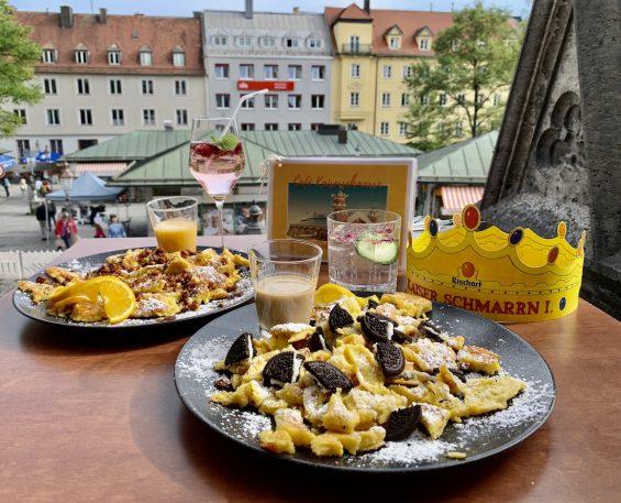 Rischart Cafe Kaiserschmarrn Marienplatz Wiesn780