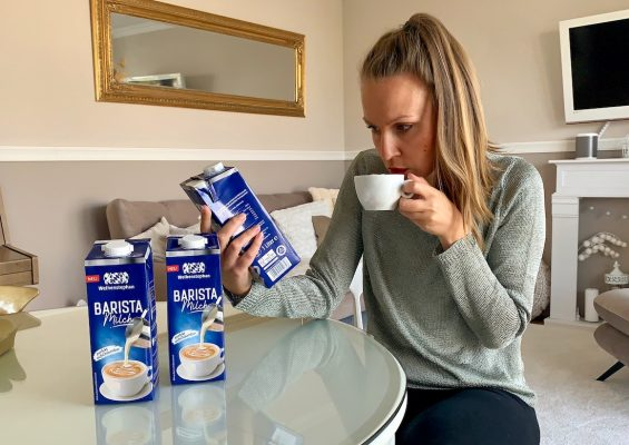 Weihenstephan Barista Milch 3