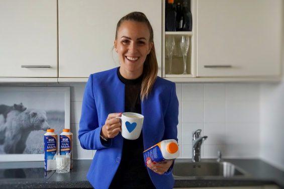 Vitamin D-Milch Weihenstephan Milch mit Vitamin Titelbild 1