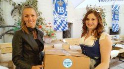 Volksfest dahoam Bayerische Produkte