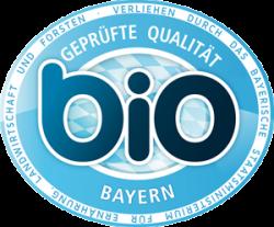 Volksfest dahoam Bayerische Produkte Biosiegel