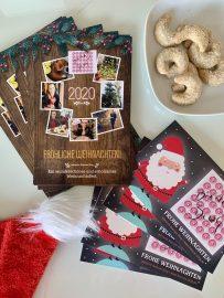 Weihnachtskarten drucken vistaprint Biancas Blog 5