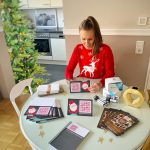 Weihnachtsgrüße von und mit Vistaprint