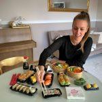 Großartiges Sushi und Asia-Food von EatHappy