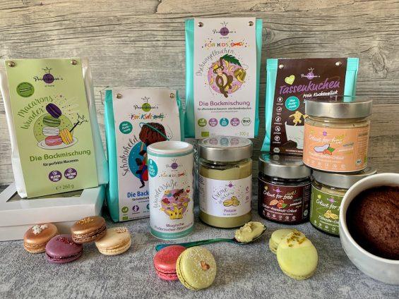 Principessa's München Principessas Macarons und Backmischungen Onlineshop 1